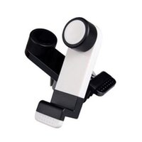 handy gps navigation großhandel-Portable Auto Luftauslass Auto GPS Navigation iPhone Air Vent Halterung verstellbare Halterung Air Out für mobile Handy Halterung