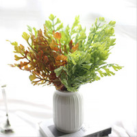 Wholesale Decoration For Hotel Wall - Wholesale Free Shiping 3color Persian Animating Simulational leaf leaves Perilepta Dyeriana for Home Hotel Store or Garden Decoration