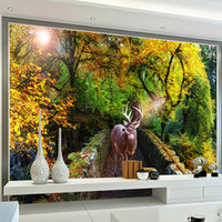 fondos de pantalla de la sala al por mayor-Classic Textile Wallpapers Photo 3d wallpapers Mural Home Decor pared Decoración para el comercio Household walls bedroom livingroom