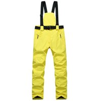 Pants blue entertainment sports - new women s outdoor sports and entertainment warm ski pants windbreaker waterproof Tengqi pants mountain camping