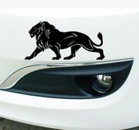 Wholesale Bumper Sticker Side - Lion put shade the scratch bumper sticker to stick a side door The lion before car stickers car scratches stick