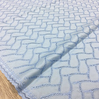 Wholesale African Polish Lace - Hot Sales African Polish Cotton Voile lace, 2075 Free Shipping(5 yards pack), 100%cotton African Wedding Party Men Lace Clothes