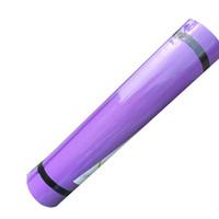 ingrosso mat yoga eva-All'ingrosso-5 colori 4MM EVA spessore durevole stuoia di yoga antiscivolo esercizio pad fitness stuoia allenamento dimagrante impermeabile antipolvere dec5