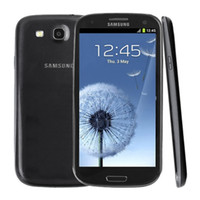 Wholesale S3 2g - samsung galaxy s3 i9305 RAM 2G ROM 16G quad core android 4.1 4.8 inch 8mp camera 4G LTE refurbished unlocked phone