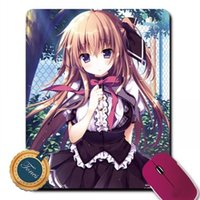 Wholesale Sexy Anime Mouse Pads - Fine cloth Sexy anime beauty mouse pad fun Office MousePad