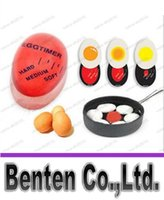 Wholesale Egg Timer Color - Egg Perfect Color Changing Timer Yummy Soft Hard Boiled Eggs Cooking Kitchen LLFA
