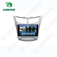 Wholesale Gps Sailing - Quad Core 1024*600 Android 5.1 Car DVD GPS Navigation Player Car Stereo for Chevrolet Sail 2015 Headunit Radio Deckless Wifi