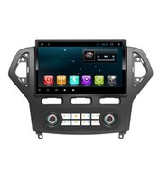 Full Touch Screen Auto GPS Navigation Android und Auto DVD System Navigator Für 2007-2010 Ford Mondeo Chiax 10.2inch