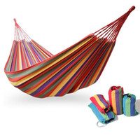 Wholesale Big Hammock - Wholesale- 280x150cm Hammocks outdoor hammock camping hunting Leisure Products super big size