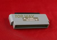 Wholesale Fc Adapters - For FC To NES 60 Pin To 72 Pin Adapter Converter For NES Console System