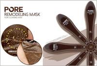 Wholesale nose pore treatment resale online - New Sale YU R Pore remodeling mask Face Care Facial Minerals Conk Nose Blackhead Remover Pore Deep Cleansing Black Head EX Pore Strip