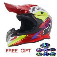 Wholesale Road Dirt Bike - Wholesale- 2016 Professional motocross helmet motorcycle helmet Men's off-road helmet Dirt Bike moto cascos motocicleta capacete