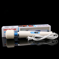 Wholesale Personal Vibrator - Hitachi Magic Wand Massager AV Vibrator Massager Personal Full Body Massager HV-250R 110-240V Electric US EU AU UK Plug Promotion