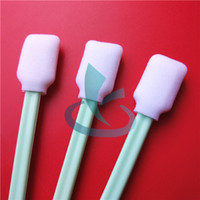 Wholesale solvent cleaning swabs for sale - Group buy Printer DX5 Heads Solvent Cleaning Swabs Sponge Stick For Roland Mimaki Mutoh on sale