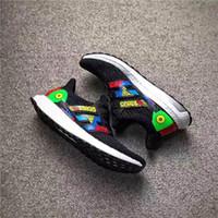 Wholesale Original Brand Shoes For Women - Originals Ultra Boost UB 3.0 X KAWS UB3.0 KAWS Running Shoes for Men 2017 Brand Sneakers Sport Shoes Men Sneaker Footwear