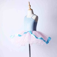 Discount custom made tutus for adults - Ballet Skirt For Girl New's Summer Tutu Profession Custom Made Dancing Wear Adult Children Competition Ballet Dance Costumes