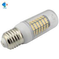 Wholesale E14 Smd Led Bulb - 5X lampadine led E14 E27 12 volt 12w bulb lamp SMD 3528 120leds 12v super brightness 360 degree corn bulbs lighting for home