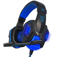 Wholesale Cheap Headphones Bass - PC780 Bass Stereo Gaming Headset Noise Reduction Over-Ear Game Headphone With Mic LED For PS4 PC Laptop Xbox One Wholesale Cheap DHL Fast