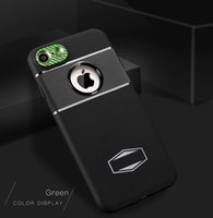 Wholesale Iface Case Bumper - iFace Series Soft Tpu Skin Bumper Case Cover for iphone 5G 5S 6G 6S 6plus 7G 7plus with iface Logo and without Logo case