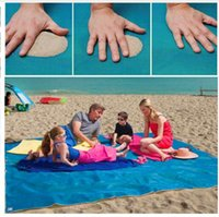 Wholesale Outdoor Camping Mat SAND FREE Blankets cm Summer Magical Sand Free Beach Blanket Sand Proof Picnic Camping Mat Sandless Mat