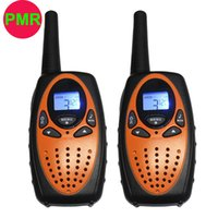 Interphone portable Walkie Talkie Ws PMR 446MHz 8 canaux UHF Radios 2 voies Transetteur radio portable