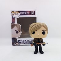 LilyToyFirm Original FUNKO POP 156 # Resident Evil The Nemesis / Resident Evil Vinyl Action Figure Collection Toy Doll