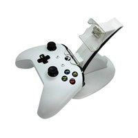 Wholesale Dock Station S - DC 5V Dual Controller Charging Dock Station Charger Stand for Microsoft Xbox One S Xbox One Slim Controller