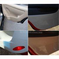 Wholesale Rhino Film - xterior Accessories Car Stickers 10 15cm 20 30cm x5M Rhino Skin Sticker Car Bumper Hood Paint Protection Film PVC Vinyl Clear Transparenc...