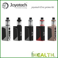 Wholesale Evic Kits - 2017 Newest joyetech evic primo full kit, output 200W orginal joyetech evic primo with 5ml unimax 25 kit orginal joyetech evic primo