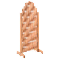 Wholesale kids gates online - 70 Expanding Portable Fence Wooden Screen Dog Gate Pet Safety Kid Patio Lawn