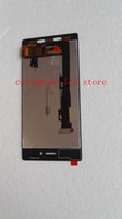 Wholesale Vibe Iphone - Wholesale- For Lenovo Vibe Shot Z90 Z90a40 Z90-7 Z90-3 Lcd Screen Display+Touch Glass Digitizer Assembly replacement Pantalla free shipping