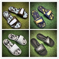 Wholesale Adhesive For Foam - 2017 New Arrival Curry GS Soft Memory Foam Men Women Sandal Slippers for Top quality Fashion Outdoor Sports Slippers Size 36-45