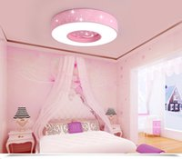 Led Ceiling Light Children Room Lights Creative Kindergarten Boy Room Lights Girl Bedroom Lights Simple Circular