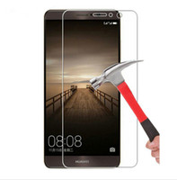 Wholesale Huawei Mate Film Protector - Premium Tempered Glass Screen Protector For Huawei Mate 9 5.9'' Toughened Protective Film With Retail Package