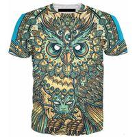 Wholesale Summer Tshirt Fashion Tops - Wholesale- Fashion Brand Clothing 3D Printed T-shirt Homme Hip Hop Shirt Summer Man tshirt Top Tees 11