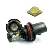 Lampe De Voiture Osram H7 Pas Cher-Super Bright H8 H11 80W 2525 12SMD 10-30V Osram Rouge Yello Bule Car Fog Lamp LED Headlight