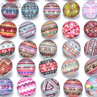 Wholesale Snaps Rhinestones - Hot wholesale 50pcs lot High quality Mixed styles 18mm Glass Snap Button Charm Rhinestone Styles Button Ginger Snaps Jewelry