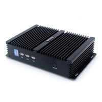 Wholesale laptop sata mini resale online - Mini PC i7 Gigabit Lan Wireless Network Broadwell u Intel computer Fanless Full Aluminium Alloy case ddr3l Laptop Memory mSATA quot SATA