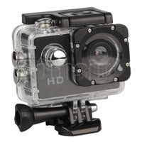 Wholesale Cheapest Mini Sd Card - Cheapest Waterproof A7 2.0inch LCD Action Camera HD 1080P Sport Camera DV Waterproof Mini Camcorder For Extreme Sports Diving Surfing