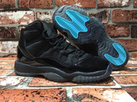 Wholesale Air retro gamma blue basketball shoes