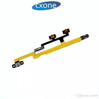 Wholesale Ipad Volume - 100% Genuine Power on off and Volume Flex Cable For iPad mini 2 3 4 Replacement Repair Parts Free Shipping