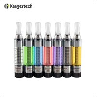 Wholesale T3s Starter Kits - Top quality t3s clearomizers E Cigarette 3ml Kanger t3s atomizers tanks with t3s coils for vision spinner 2 evod e cigarette starter kits.