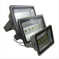 Wholesale Outdoor Light Cables - Warranty 3 Year 100W 150W 200W 250W Led Floodlights Landscape Lighting Waterproof Led Outdoor Flood Lights Wall Lamp AC 85-265V + 1.5m Cable