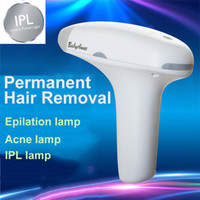 Wholesale Painless Laser Hair Removal - IPL 3 IN 1 Permanent Hair Removal. Home Handheld Whole Body Painless Laser Hair Epilator. 120000 Light Pulses for Women and Men