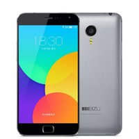 Wholesale Card Sized Mobile Phone - Original Meizu MX4 PRO Mobile Phone Octa Core 3GB RAM 32GB ROM 20.7MP Camera display size 5.5inch Smart Phone