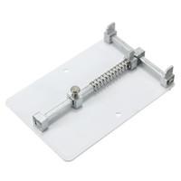 Wholesale Pcb Holders - PCB Holder Scraper for Cell Phone Circuit Board Repair Clamp Fixture Stand Scraper Tools SMD Soldering Platform