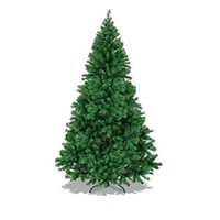 Wholesale Christmas Pine Decoration - 2.4 m   240cm encryption Christmas tree pine needles Decoration PVC material for Christmas decoration living room hotel garden