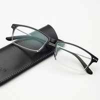Wholesale Thinnest Reading Light - 2016 New Super light ultra-thin TR Glasses Retro square Frame Fashion Women and Men Reading Glasses Classic Design Read Glasses