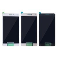 Per Samsung Galaxy A7 display LCD con A700F A7000 Touch Screen Digitizer Assembly 100% Test di ricambio LCD originale spedizione gratuita DHL