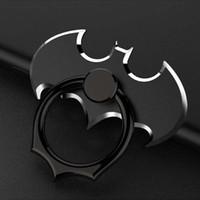 phone grips toptan satış-Moda Evrensel Cep Telefonu Halka 360 Derece Batman Cep Telefonu Halka Tutucu Parmak Kavrama Tablet iPhone7 Araba Telefonu Için Metal Halka Standı